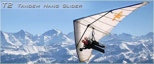 North Wing T2 Tandem Hang Glider