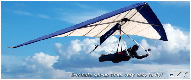 North Wing Design Ezy 170 Ezy 190 Hang Gliders