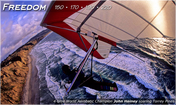 North Wing � Freedom Hang Glider