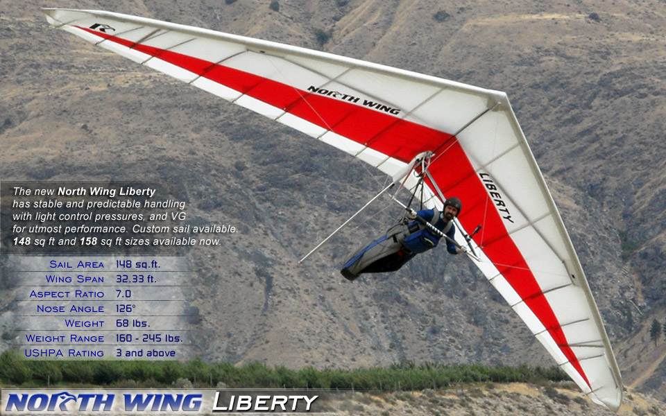 North Wing Design · North Wing Range of quality Hang Gliders