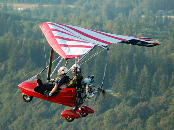 North Wing Sport X2 Apache · 2-place Light Sport Trike · Photo Gallery