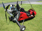 North Wing Sport X2 Apache · 2-place Light Sport Trike