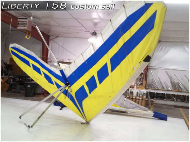 Custom Wings and Sails · Photo Gallery · North Wing