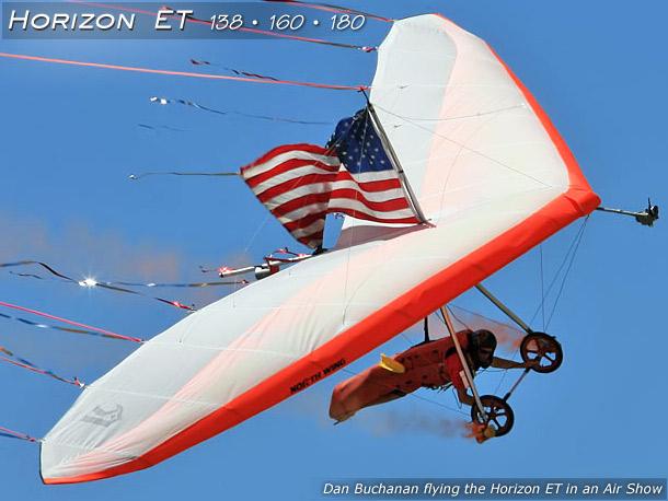 Horizon Hang glider · Photo Gallery · North Wing Design