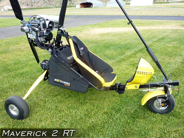 North Wing · Photo Gallery · Maverick 2 RT Ultralight Trike