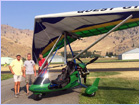 North Wing · Scout XC Apache Light Sport Aircraft