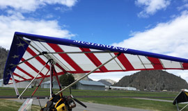 Mustang 3 Wing - wing for 2-place light sport aircraft