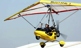 Sport X2 Apache - Light Sport Aircraft with fairing