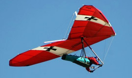 North Wing Horizon hang glider