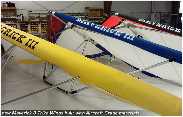About North Wing · Quality Light Sport Aircraft, Ultralight