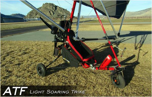 ATF Ultralight Trike · North Wing