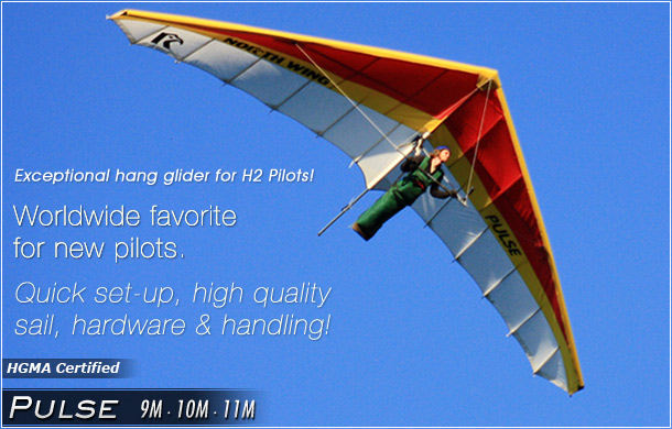 North Wing · Quality Light Sport Aircraft, Weight Shift