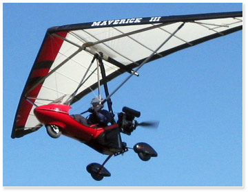 Maverick 2 Legend · Ultralight Trike
